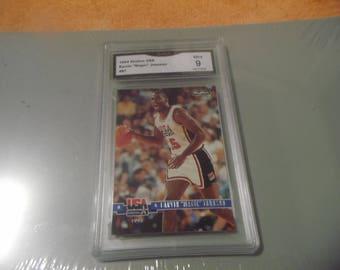 Graded 1994 Skybox USA Earvin Magic Johnson HOF #87 NBA Trading Card