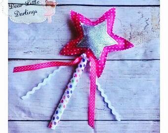 Magic Fairy wand, Magic Wand, Fairy Wand, Wand