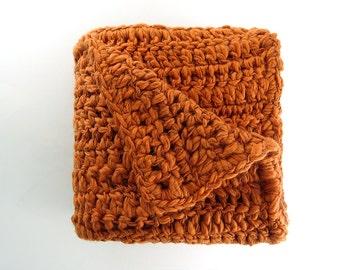 Crochet Baby Blanket - Alpaca Blanket - Crocheted Blanket - Chunky Throw Blanket - Chunky Afghan - Uncinetto - Couverture - крючком одеяло