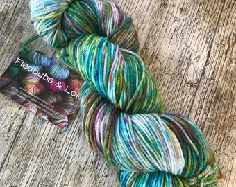 Lost Myself - UK Hand Dyed Yarn