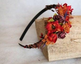 Headband - Orange