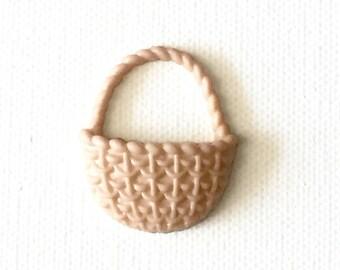 Easter Basket Pin, Easter Basket Tie Tack