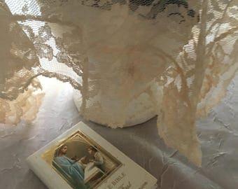 Chapel veil womens religous head covering