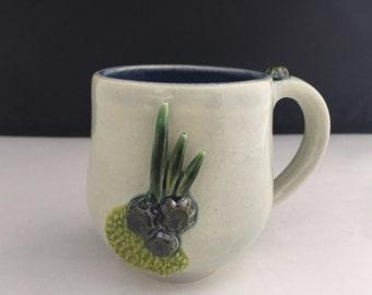 Coffee Mug- Dark Blue
