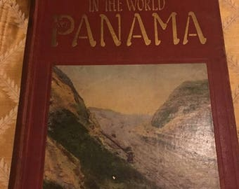 1915 Greatest Engineering Feat in the world ,PANAMA