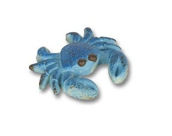 Fairy Garden  - Blue Crab - Miniature