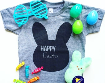 Happy Easter Bunny Tshirt
