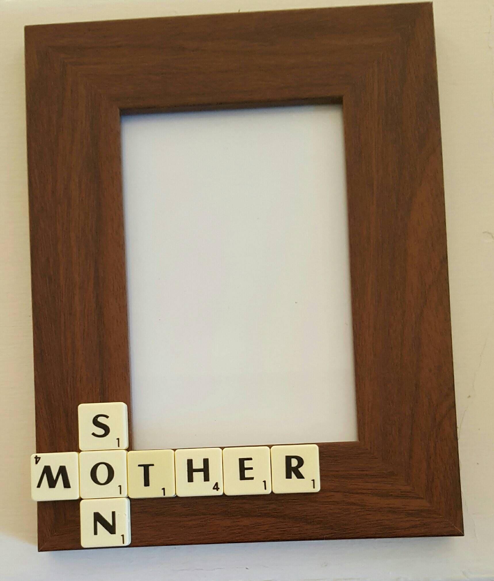 sold by artfulcrafterbygemma - Mother Frame