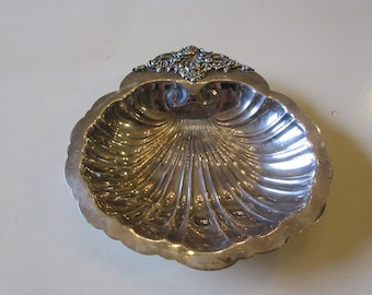 WALLACE BAROQUE SEASHELL Dish