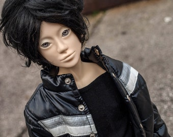 Nandi 1/3 BJD head (blank) - in stock!