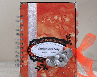 Personalized Wedding Planner Custom Organization