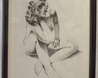 Figure Study Painting #602