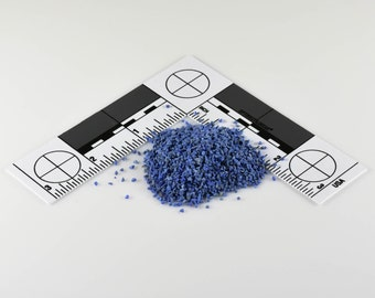 Crushed Lapis Lazuli (fine, medium, or coarse)
