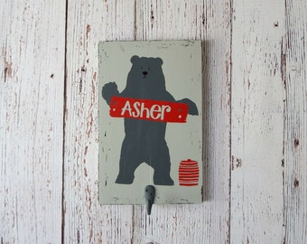 Bear Nursery Etsy
