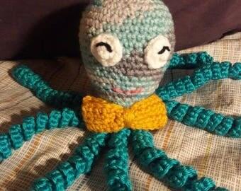 Crochet Jellyfish Plush