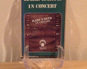 Rare Earth - In Concert Music Cassette
