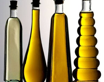 Olive Oil Bottle Labels