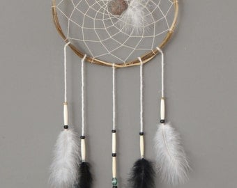 dream-catcher in wood with roller