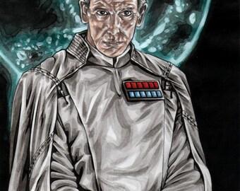 A5 STAR WARS Rogue One Orson Krennic