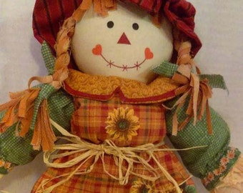 Scarecrow Doll -Girl