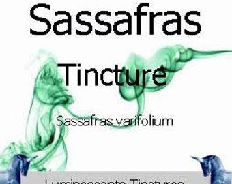Sassafras Tincture - Sassafras varifolium