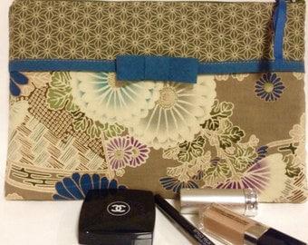 Japanese fabrics makeup Kit