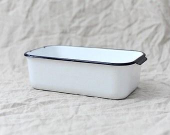 Enamelware Roasting Pan