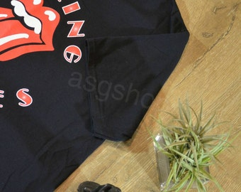 Vintage Rolling Stones Rock Band Tshirt