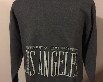 Vintage University of California Los Angeles, UCLA, Sweatshirt, Size:  Large