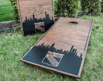 ON SALE NOW! Custom Corn hole Boards  // Cornhole Set // Custom Cornhole Boards //