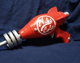 Nuka Cola Thirst Zapper Raygun Replica