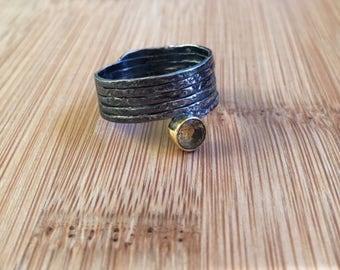 Simpatico Sterling Ring
