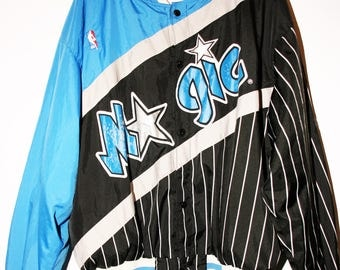 Champion NBA Basketball Jersey Jersey Orlando Magic warm up jacket 48 XL