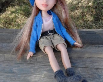 Nord Dolls, OOAK rescued doll