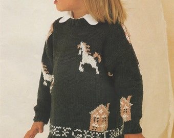 Horse sweater Etsy UK
