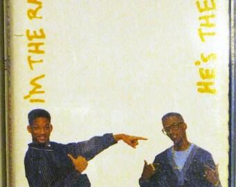 "DJ Jazzy Jeff & the Fresh Prince ""I'm the Rapper"" ""He's the DJ"""