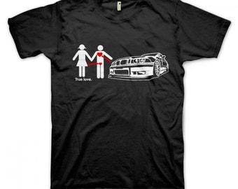 Ture Love BMW E36 T-shirt