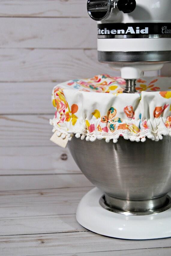 Kitchenaid Mixer Bowl Cover Fabric Bowl Cover Reusable Bowl