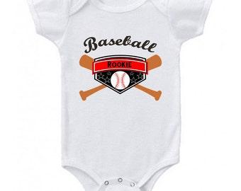 Baseball Baby Outfit, Baseball Baby Boy, Baseball Baby Girl, Baseball Baby Shower, Baseball Outfit, Baseball Brother, Baseball Sister, Shirt
