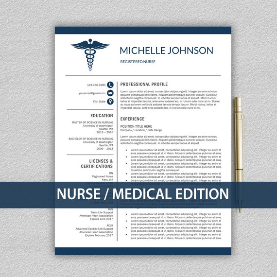 nurse resume template for word doctor resume template