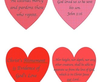 Heart Attack Printable - Editable