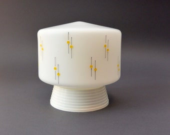Art deco lamp etsy nl for Art deco meubilair