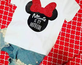 Minnie is my home girl Shirt