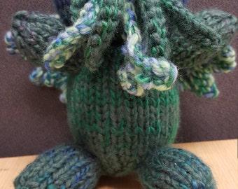 Deep Sea Green Cthulhu