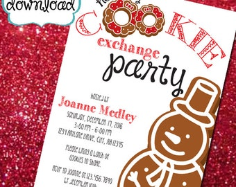 The Great Holiday Cookie Exchange