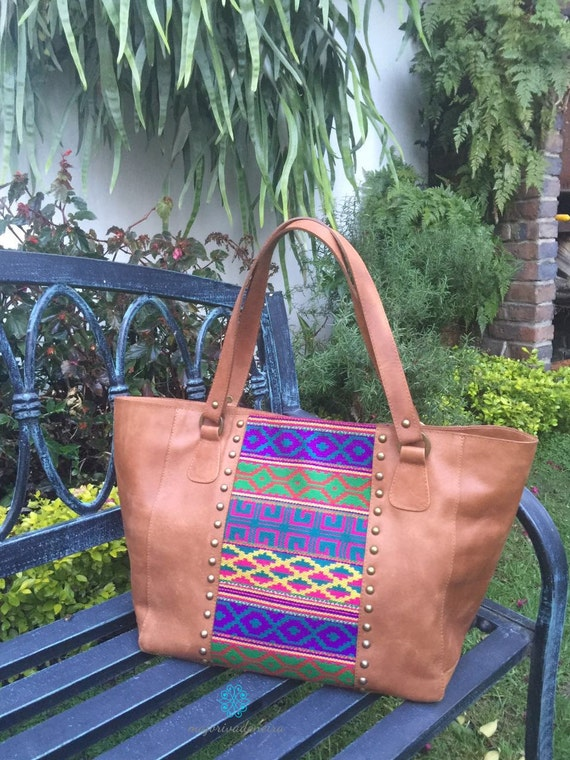 Ethnic Tote handbag