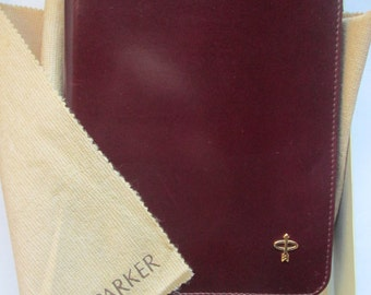 PARKER DOCUMENT HOLDER