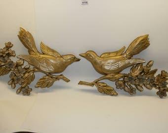 Syroco birds | Etsy