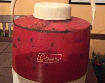 Vintage Coleman Themos Cooler