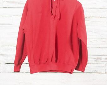 Vintage sweatshirt for kids / Vintage crewneck / Vintage sweater / Small sweater / Boys sweatshirt